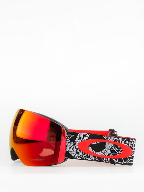 Oakley Goggles Flight Deck (craneos muertos/prizm snow torch iridium)