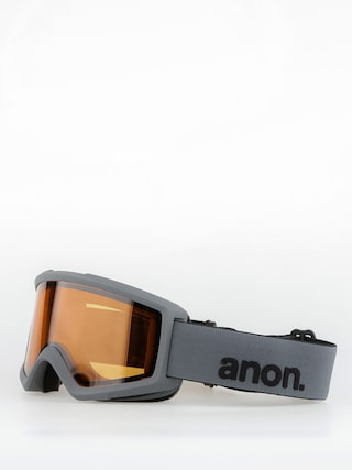 Anon Goggles Helix 2.0 Non Mir (stealth/amber)