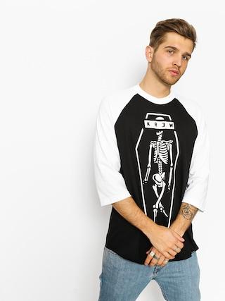 Kr3w T-shirt Skeleton Kr3W (black/white)