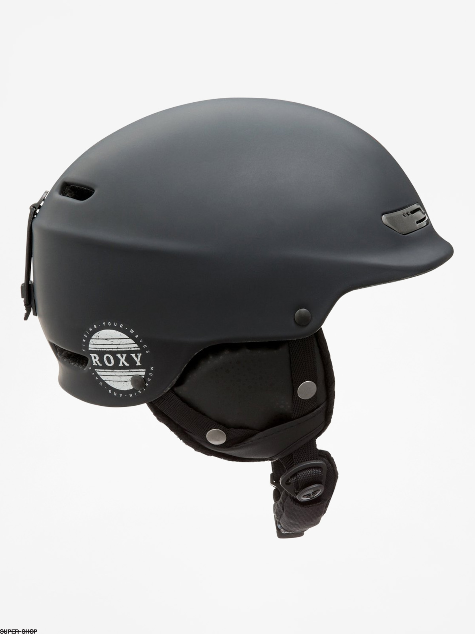 Roxy Helm Power Powder Wmn (true black)