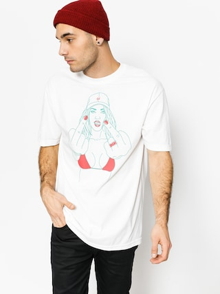 DGK T-shirt F With (white)