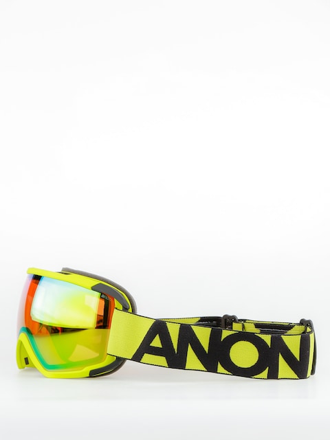 Anon Goggle Circuit (yellow/sonargreen)