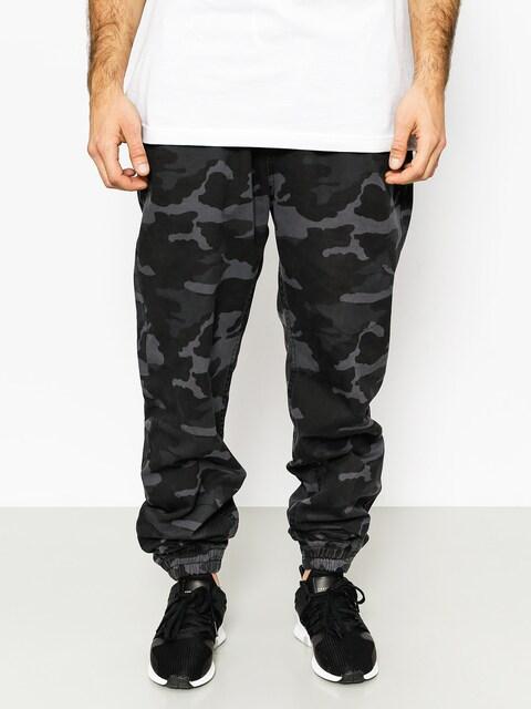 MassDnm Pants Signature Joggers (black camo)