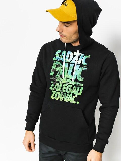 El Polako Hoodie Sadzić HD (black)