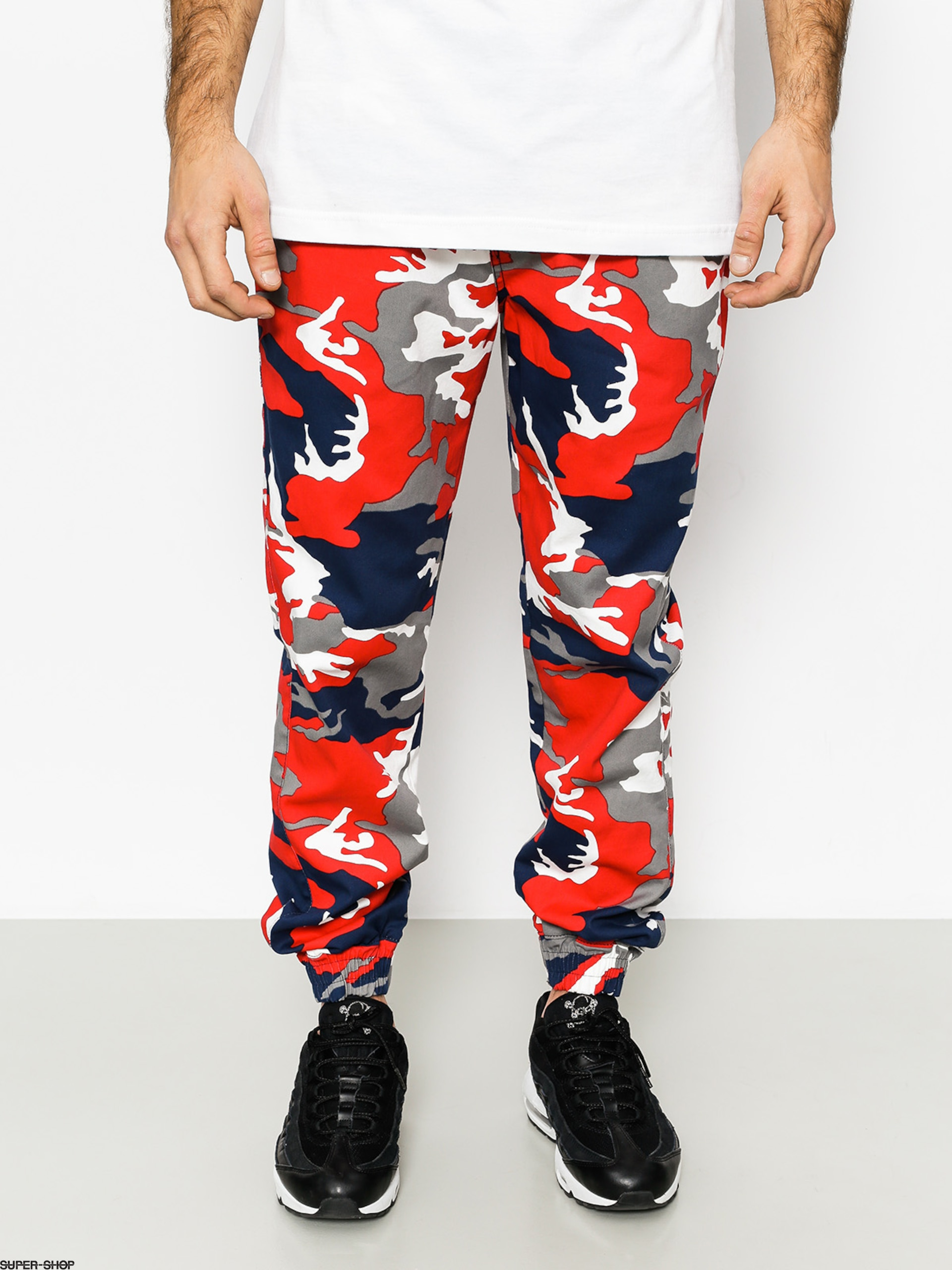 Diamante Wear Pants Classic Jogger (dope camo)