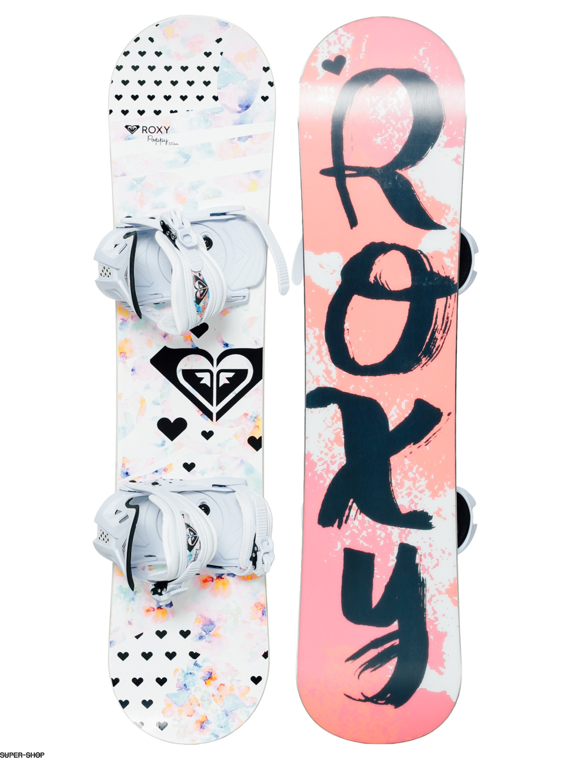 Roxy Kids Snowboard set Poppy