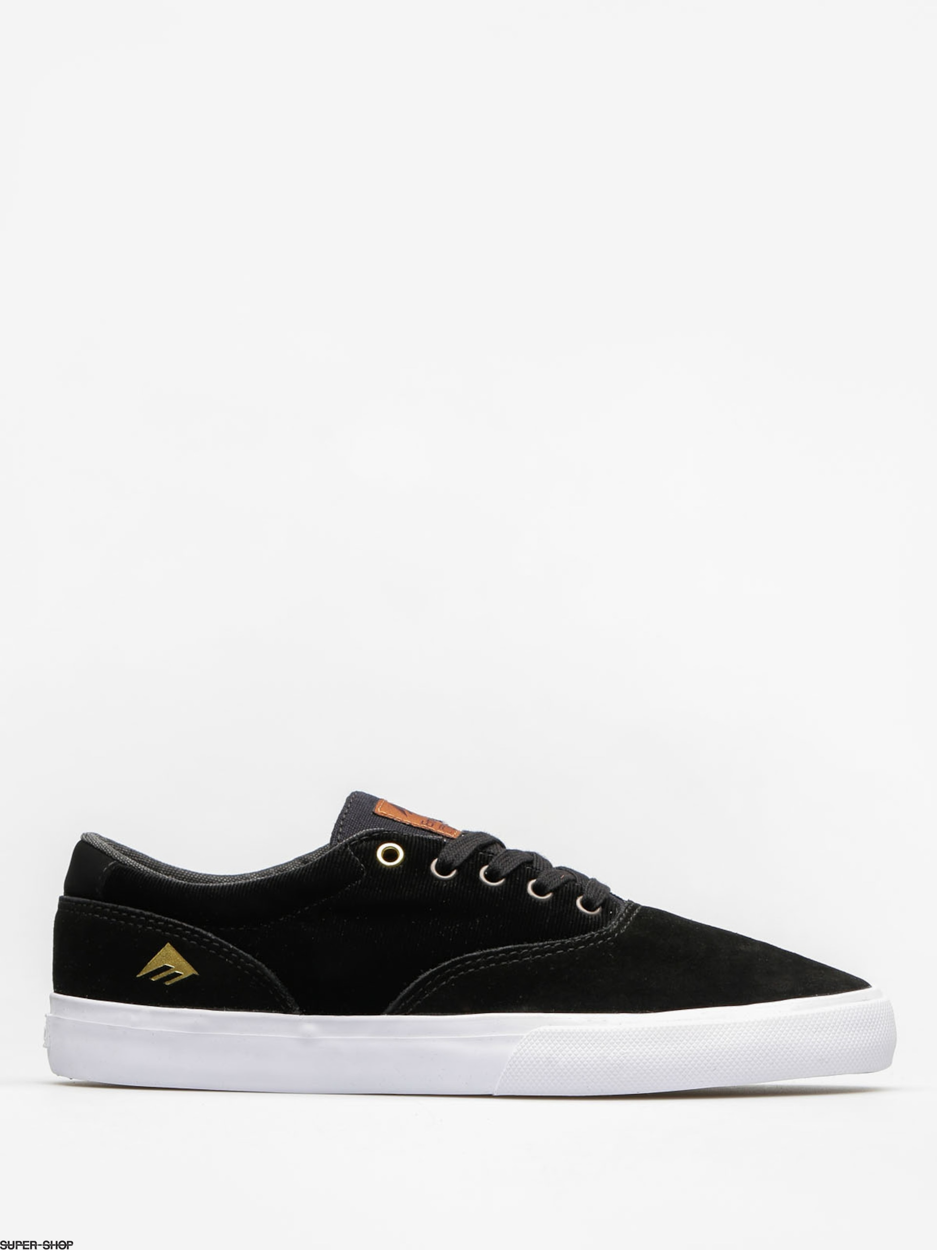 Emerica Shoes Provost Slim Vulc (black/white/gum)