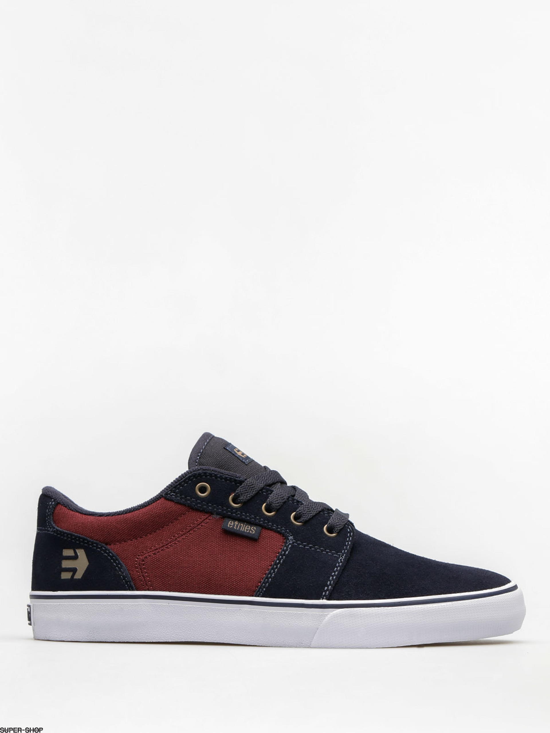 Etnies Schuhe Barge LS (navy/red/white)