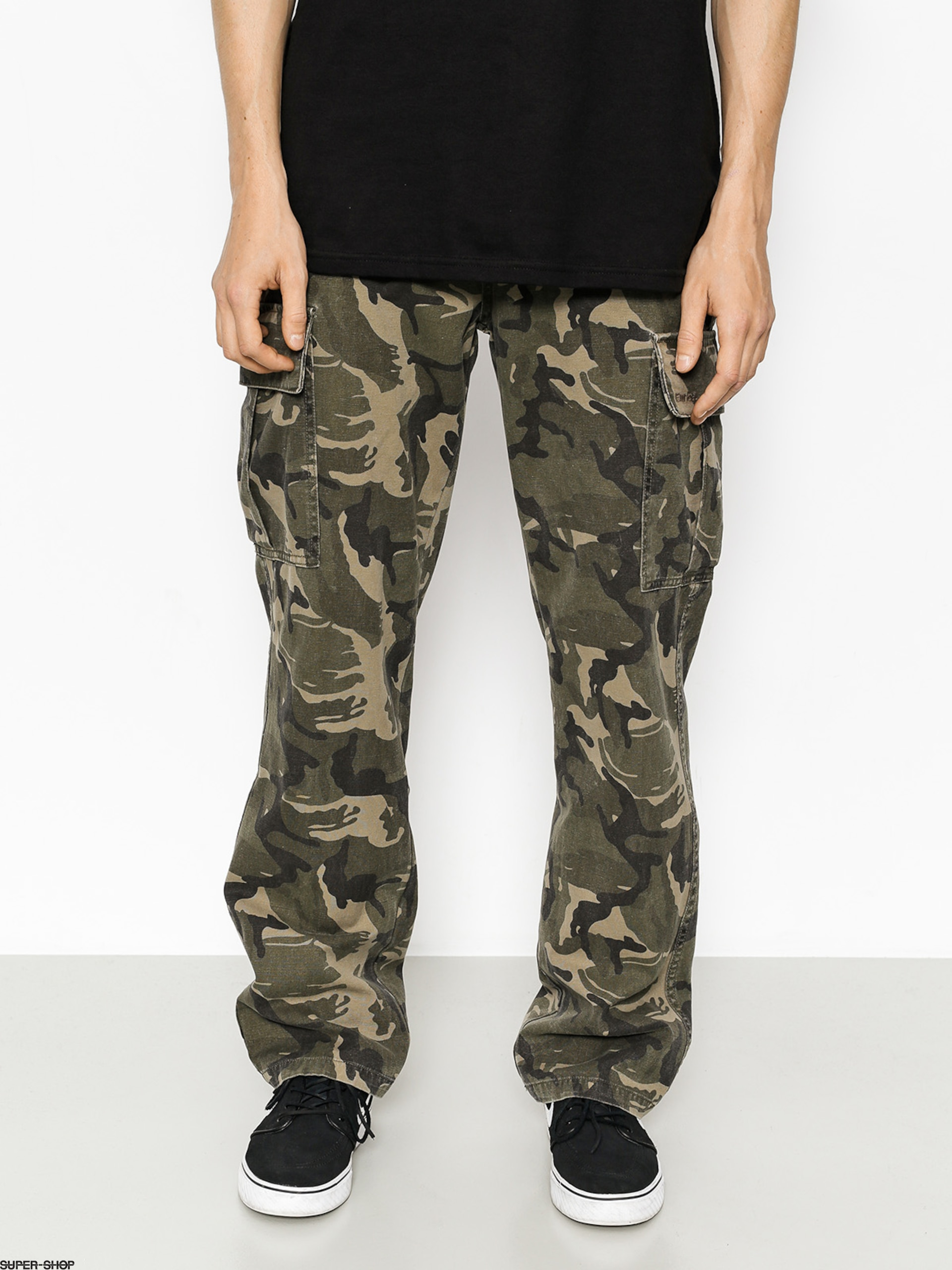 Emerica Pants Surplus Cargo (camo)