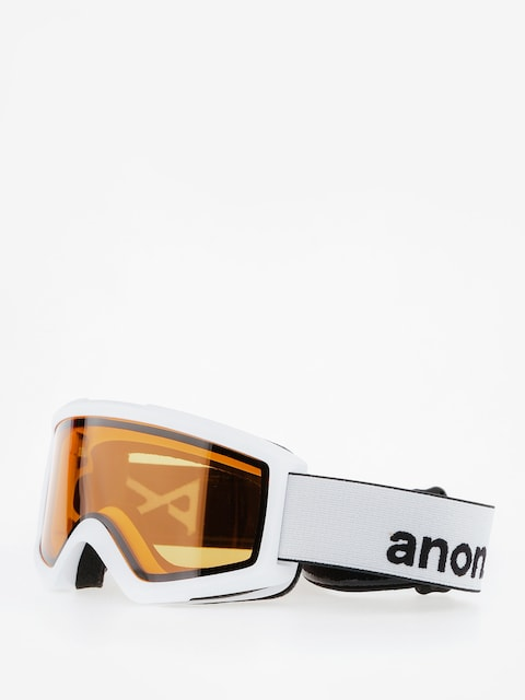 Anon Goggles Helix 2.0 Non Mir (white/amber)