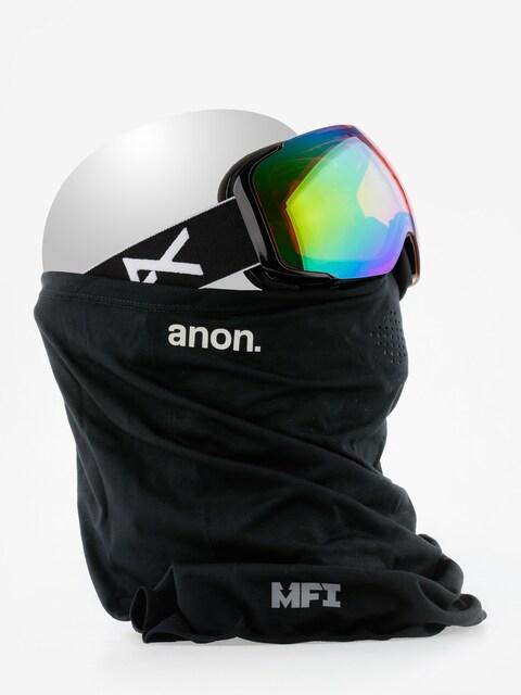 Anon Goggles M2 Mfi (black/sonargreen)