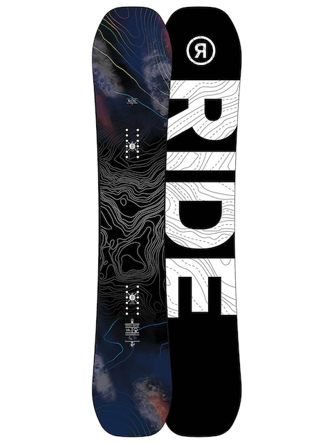Ride Snowboard Berzerker Wide (black/white)