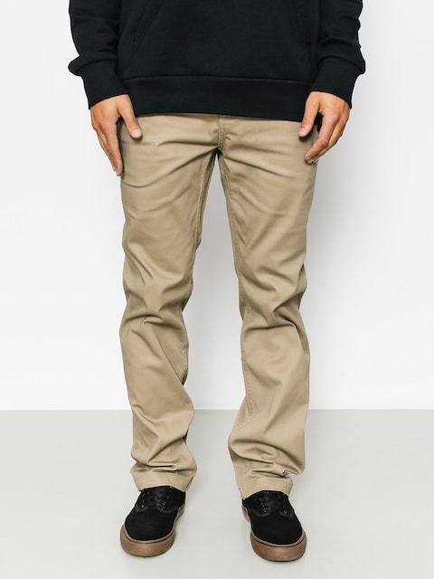 Etnies Pants Essential Straight Chino (khaki)