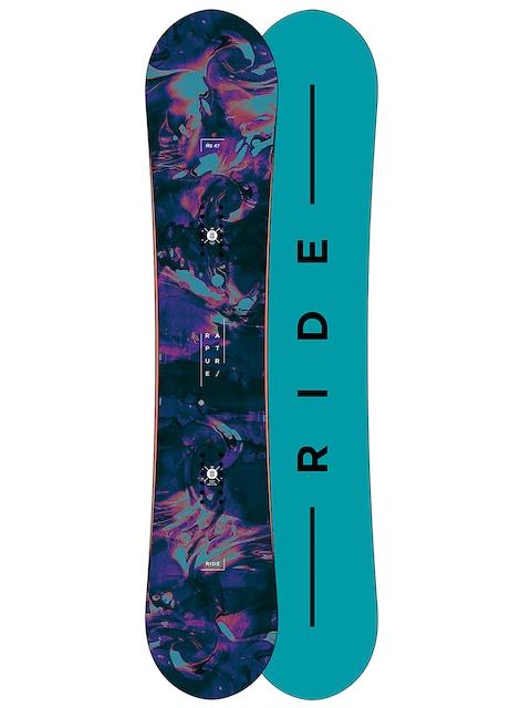 Ride Snowboard Rapture Wmn (teal/black)