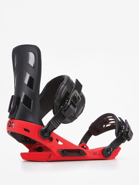 Ride Snowboard bindings Revolt (red)