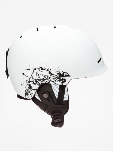 Quiksilver Helmet Fusion (snow white)