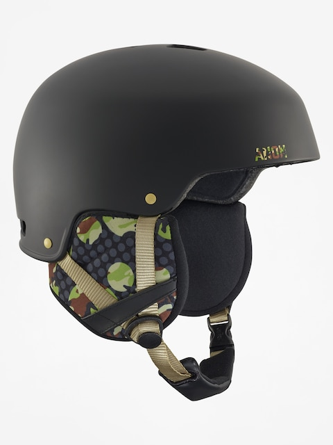 Anon Helm Striker (circle camo black)
