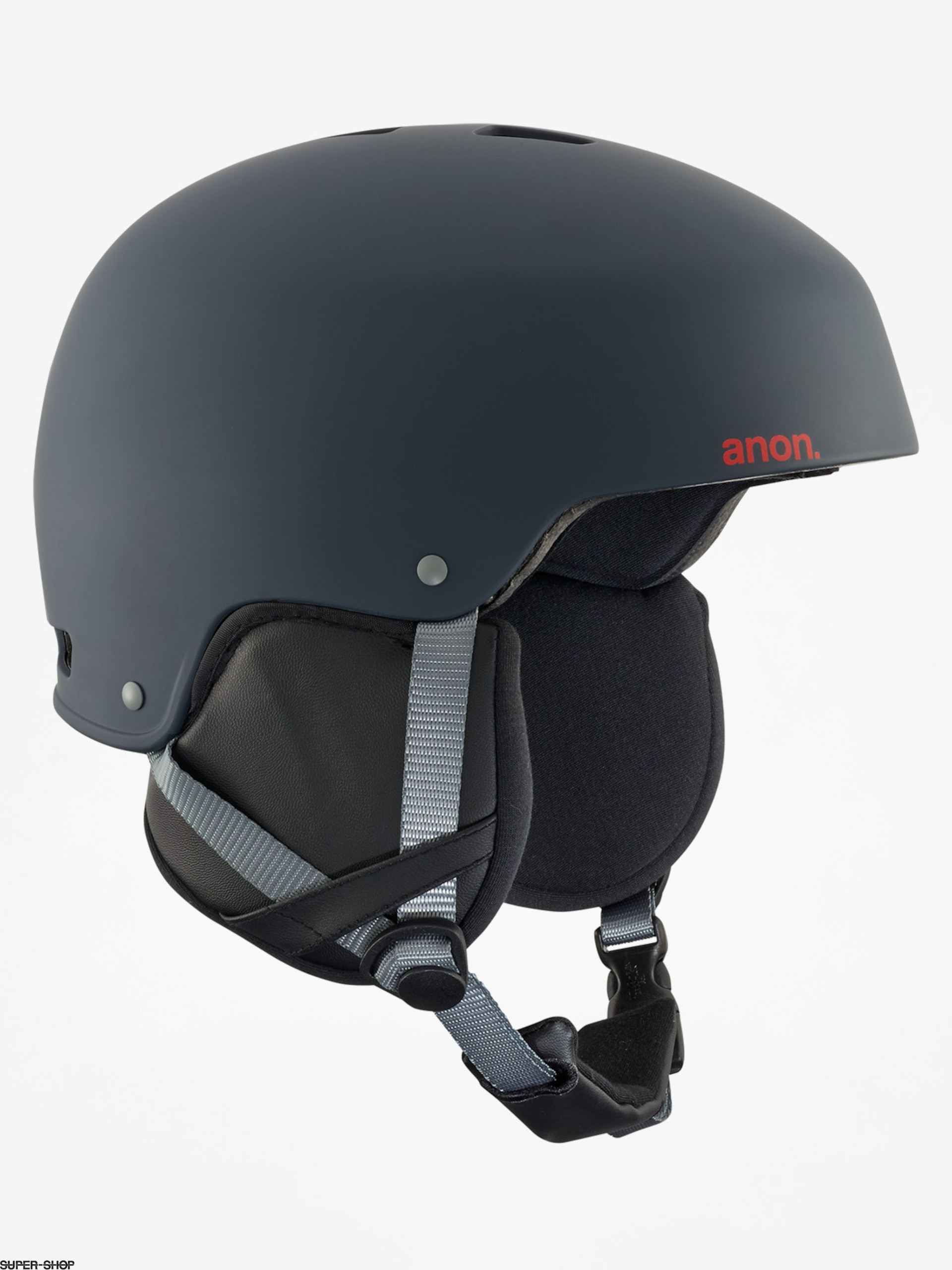 Anon Helm Striker (gray)