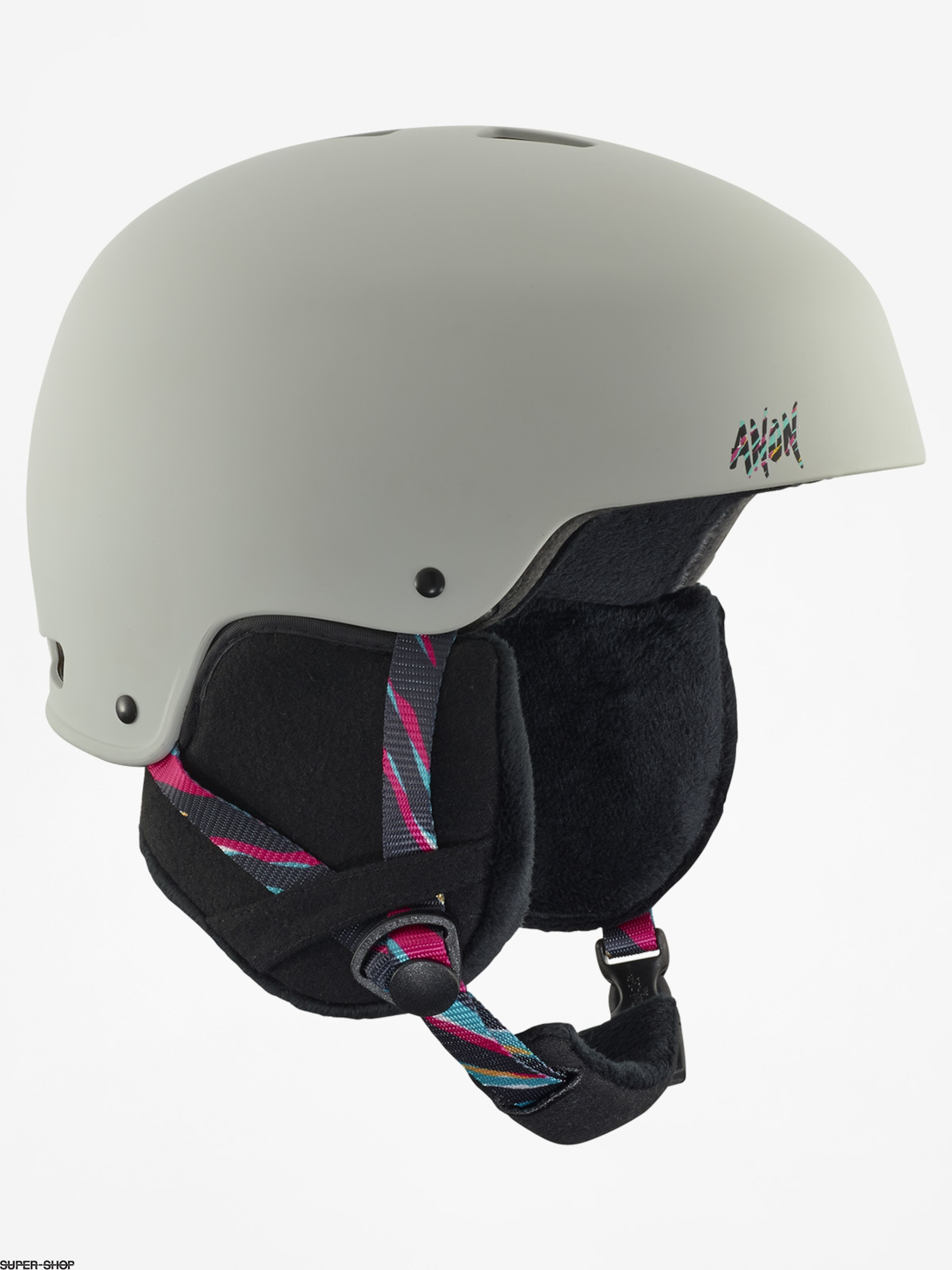 Anon Helm Lynx Wmn (disco tiger gray)