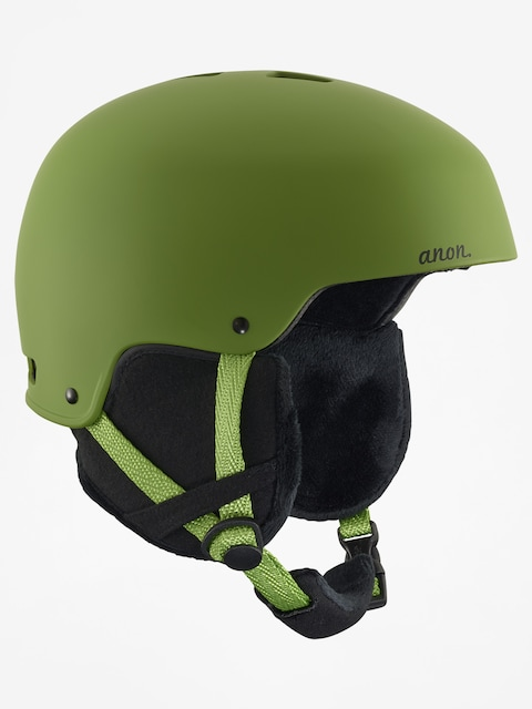 Anon Helm Lynx Wmn (fern green)