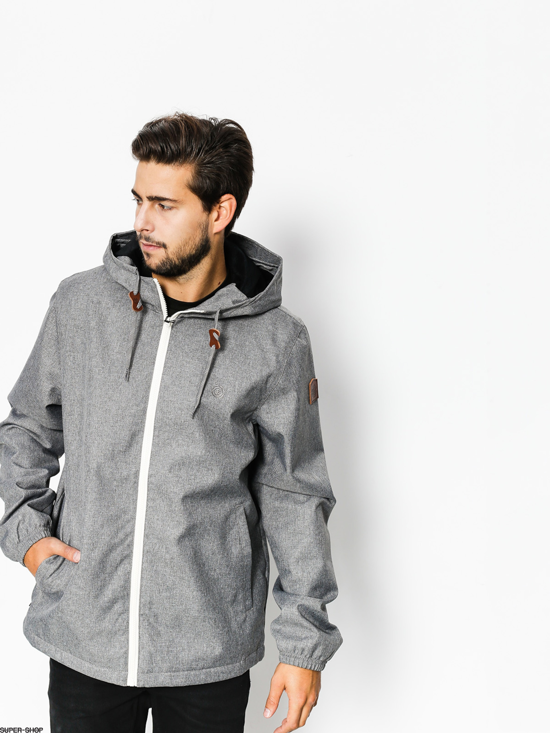 Element Jacket Alder (grey heather)