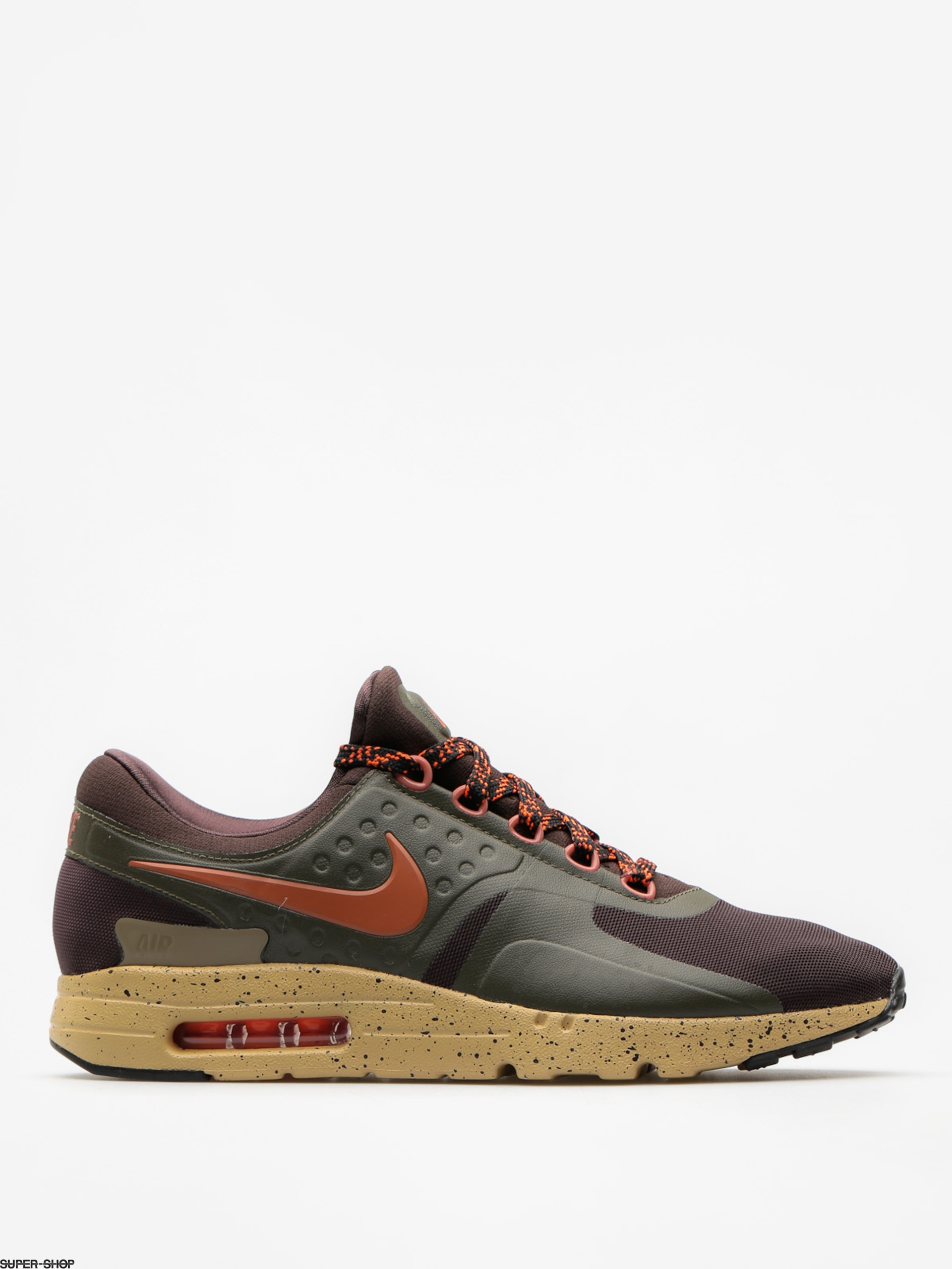 Nike Schuhe Air Max Zero Se (velvet brown/dusty peach cargo khaki)