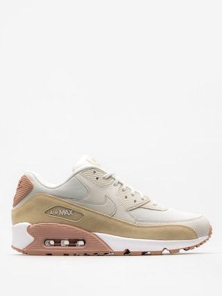Nike Shoes Air Max 90 Wmn (light bone/mushroom particle pink white)