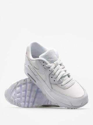 Air Gswhitewhite Leather Schuhe Max Nike 90 3j5A4LRq