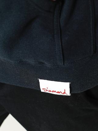 Diamond Supply Co. Hoody Circle Logo HD (navy)