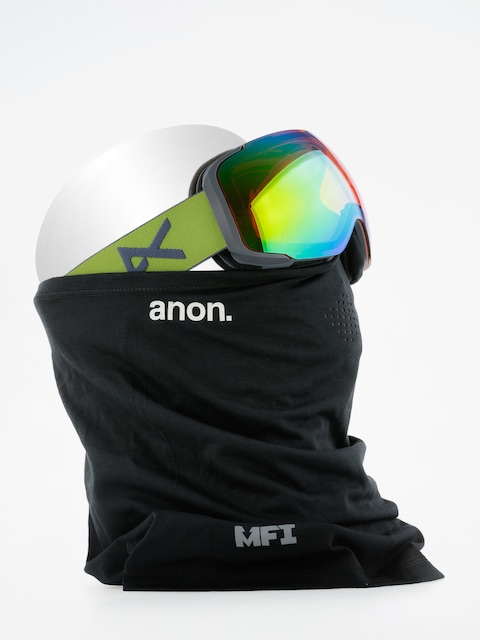Anon Goggle M2 Mfi (green/sonargreen)