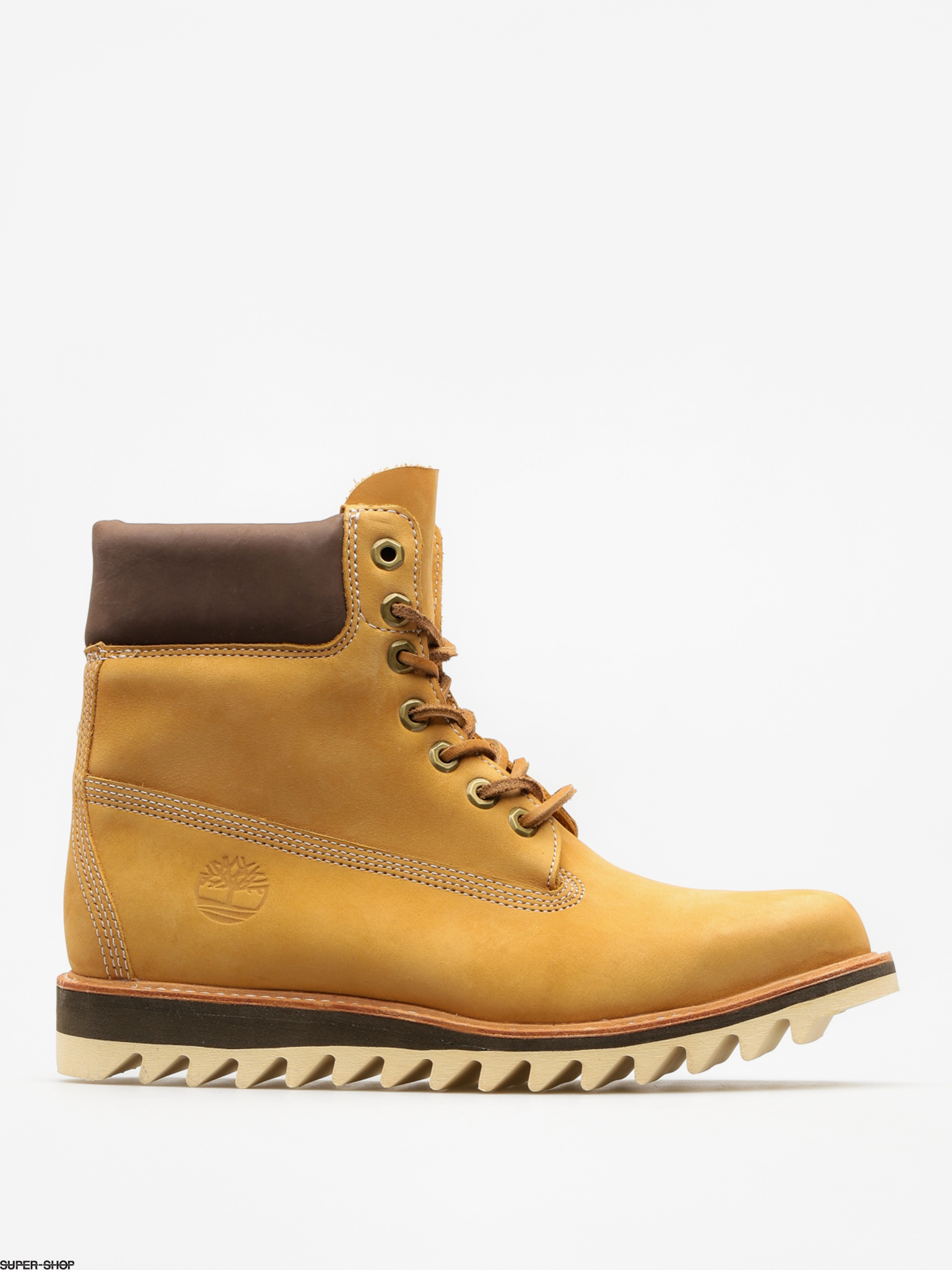 Timberland Shoes Selbyville 6 (light brown nubuck)