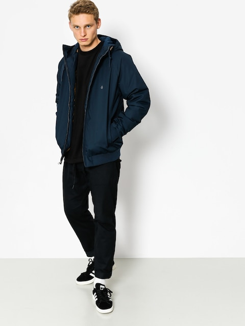 Volcom Jacket Hernan (nvy)
