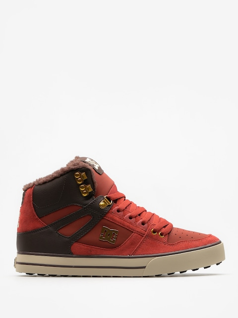 DC Winter shoes Spartan High Wc Wnt (coffee)