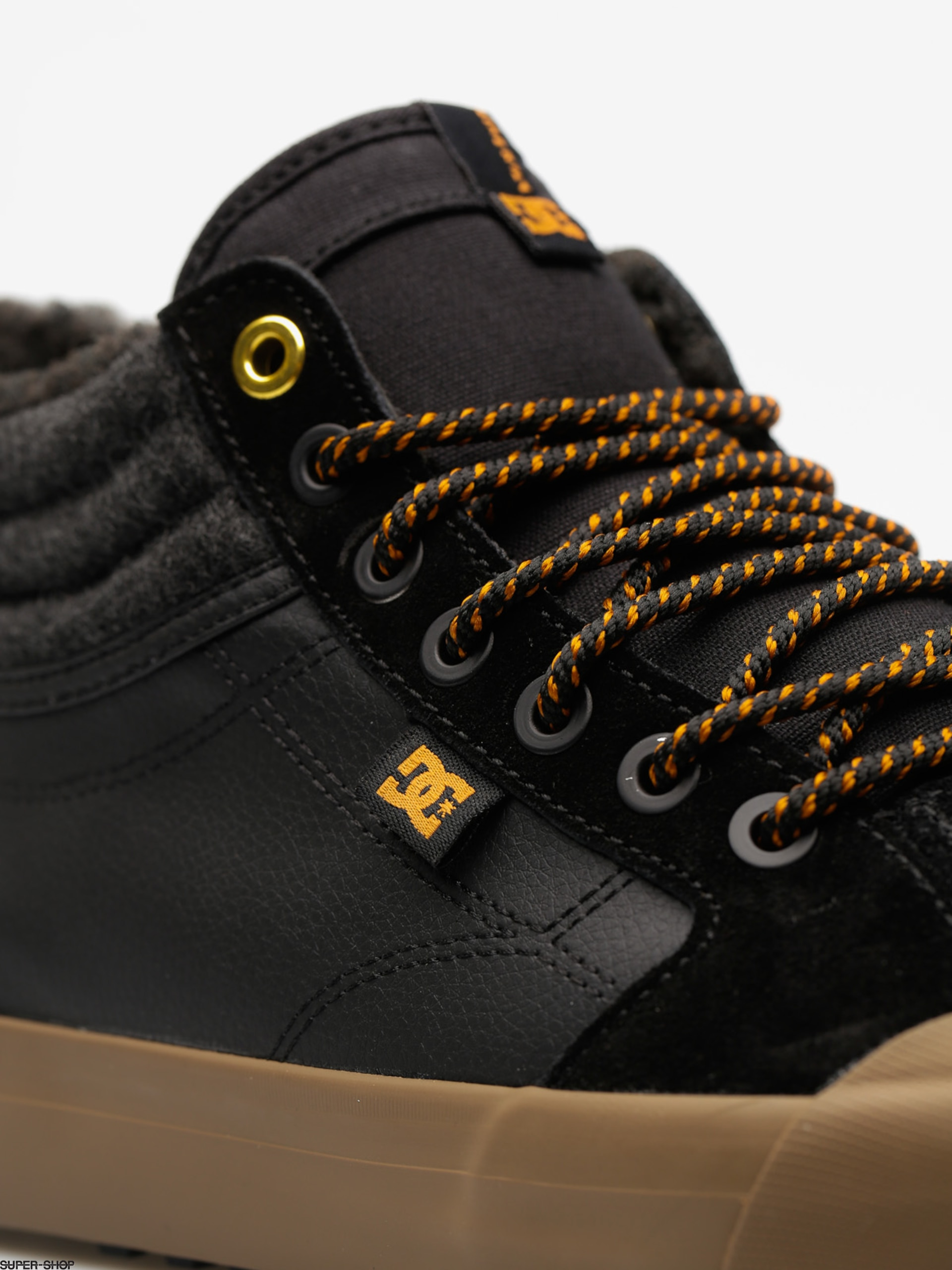 Dc Hi Smith Shoes Winter Evan Wntblackblackgum nOP0kX8w