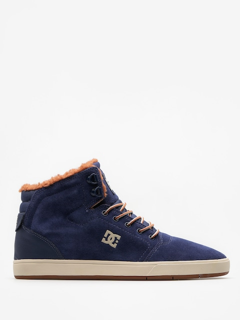 DC Winter shoes Crisis High Wnt (navy/camel)