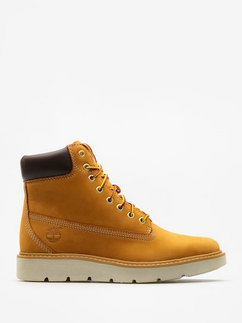 Timberland Shoes Kenniston 6 In Lace Up Wmn (wheat nubuck)