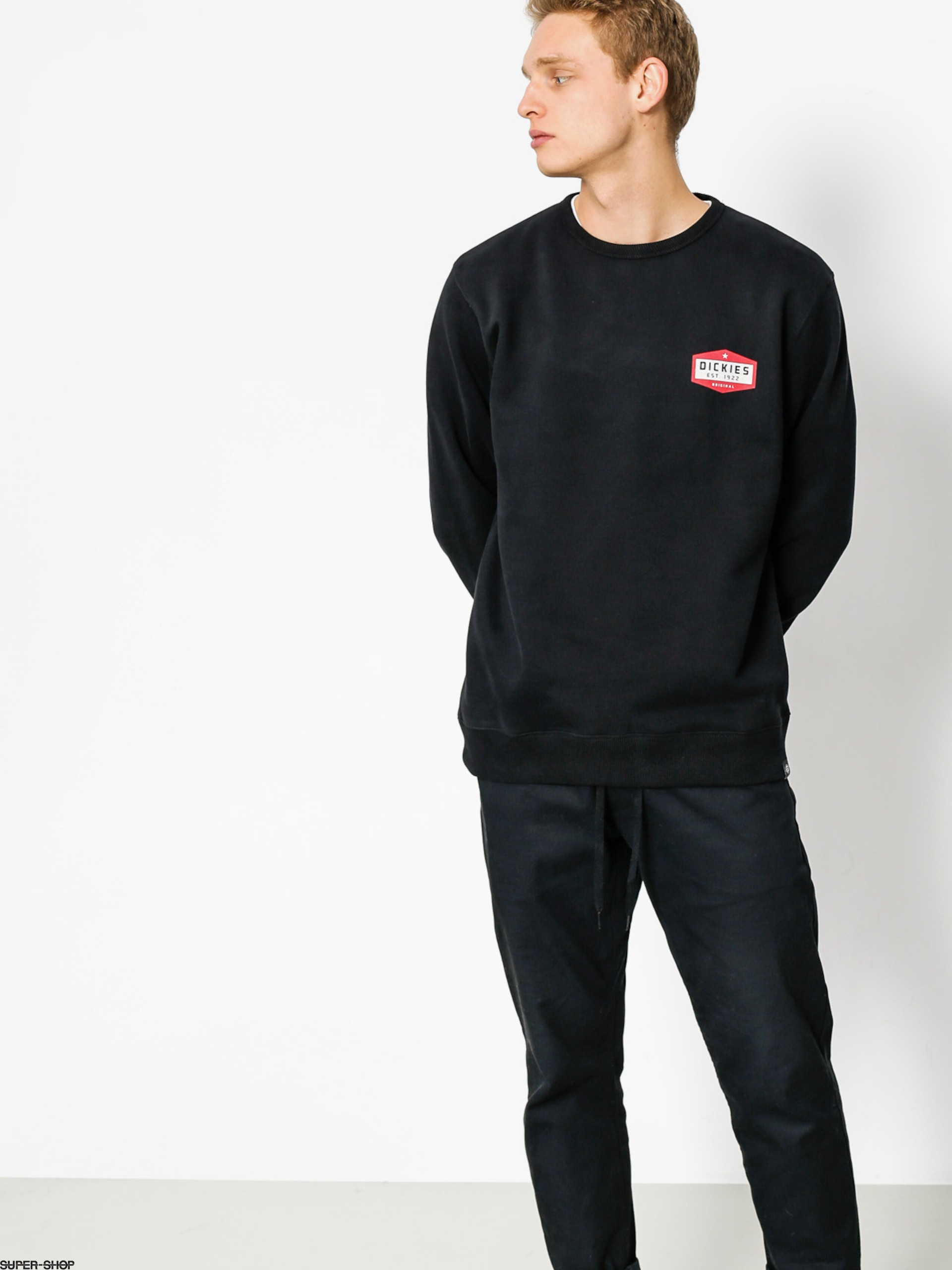 Dickies Sweatshirt Harborcreek (black)