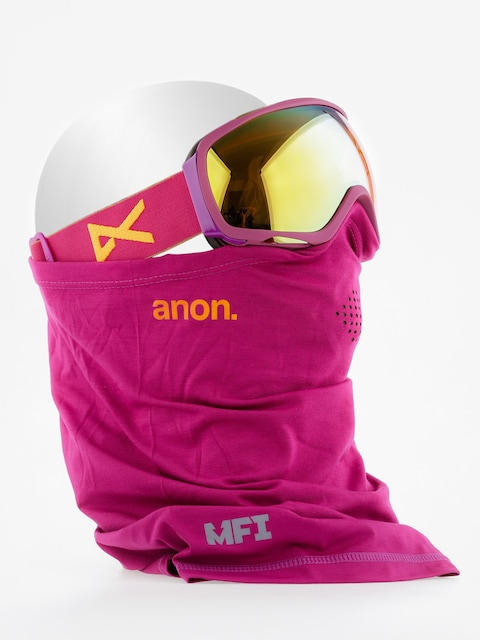 Anon Goggle Tempest Mfi Wmn (purple/gold chrome)