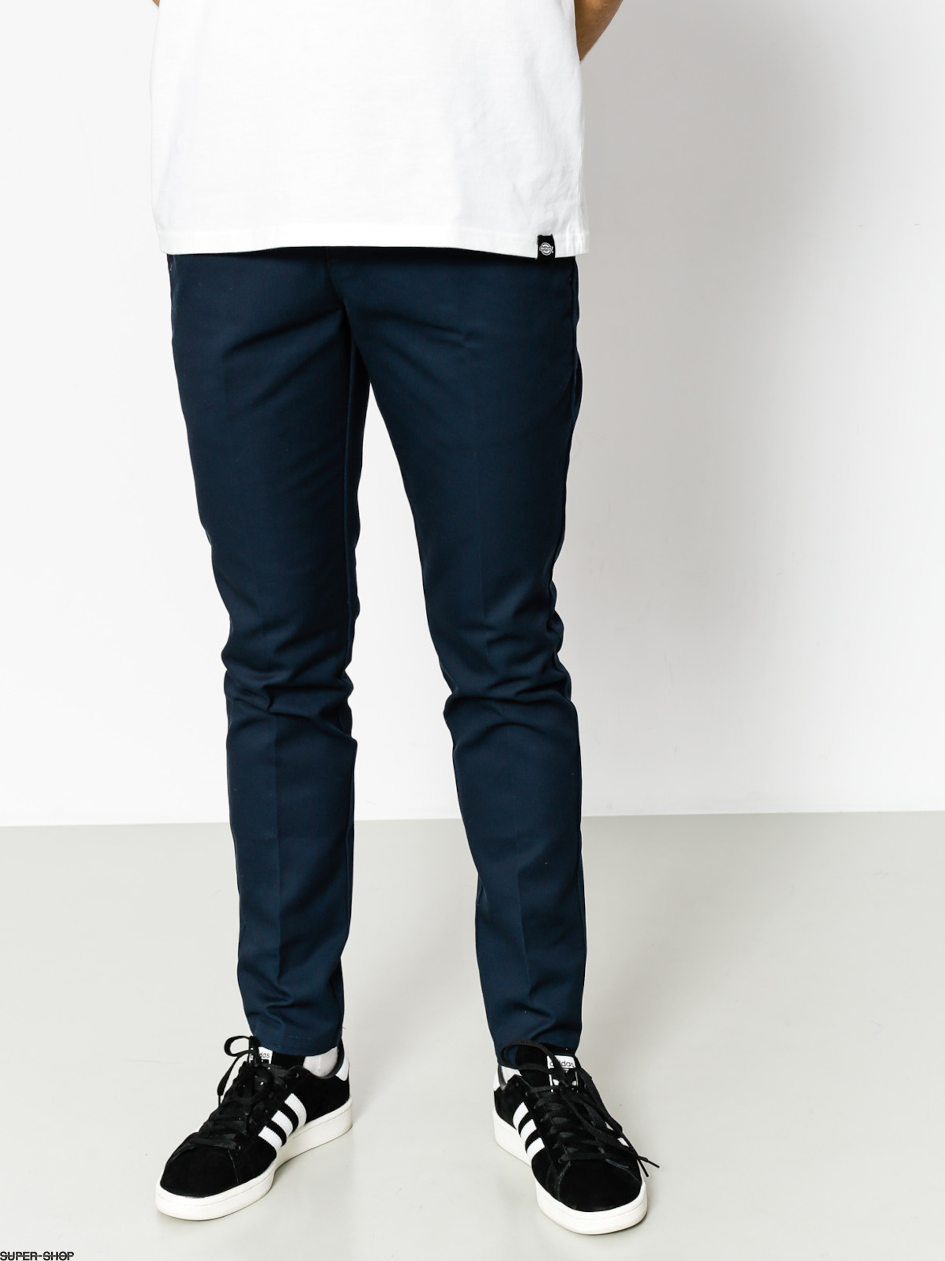 Dickies Hose WE872 Slim Fit Work Pant (dark navy)