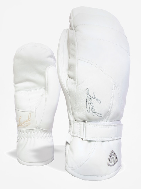 Level Handschuhe Classic Mitt Wmn (white)