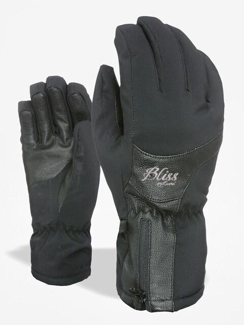 Level Handschuhe Bliss Emerald Gore Tex Wmn (black)