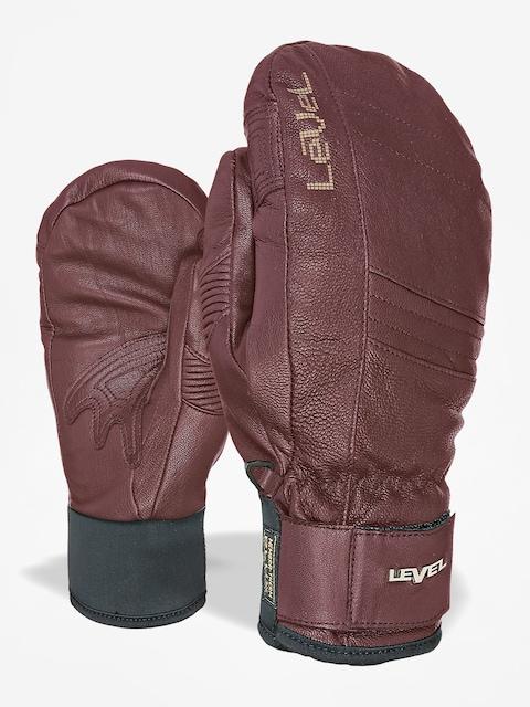 Level Gloves Rexford Mitt (bordoux)