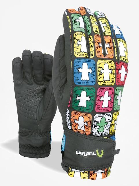 Level Gloves Juke Jr (dark)