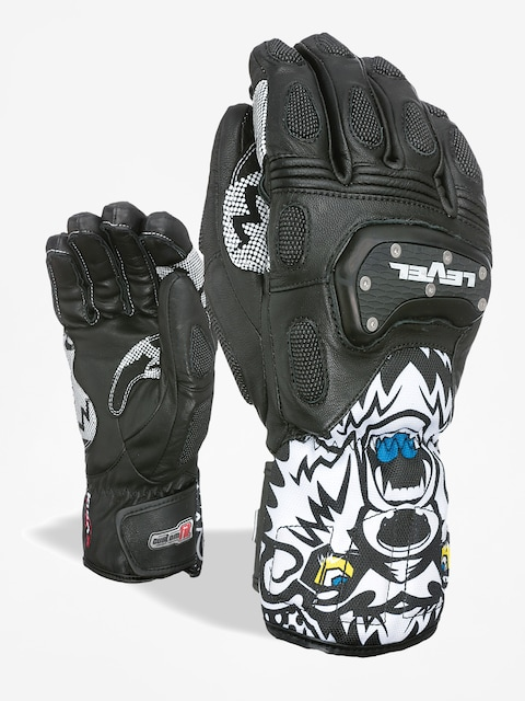 Level Gloves Sq Cf (black)