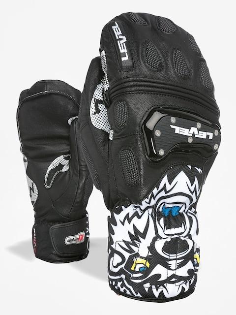 Level Gloves Sq Cf Mitt (black)
