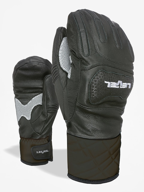 Level Gloves Race Mitt (black)