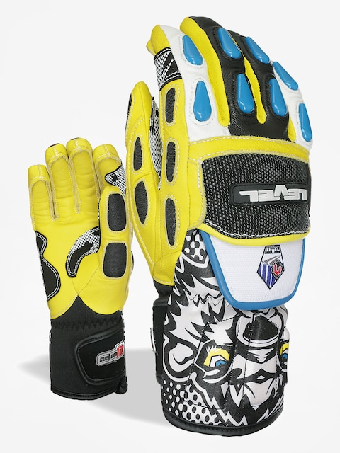 Level Gloves Worldcup Jr Cf (black yellow)