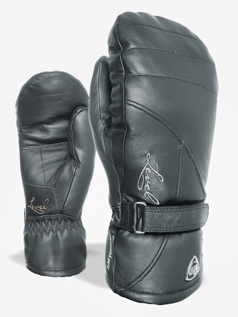 Level Gloves Classic Mitt Wmn (black)