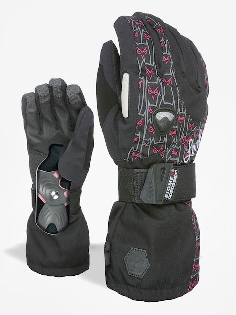 Level Handschuhe Butterfly Wmn (ninja black)