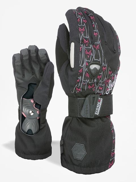 Level Handschuhe Butterfly Wmn (ninja black)